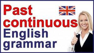 Past Continuous: утворення та вживання минулого тривалого часу в англійській мові